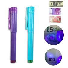 Fake Money Detector Light Us 0 71 29 Off 2 In 1 Detector Pen With Uv Light Counterfeit Bank Note Tester Pen With Ball Point Convenient Handy Fake Money Detector Ball Pen In