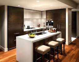 brown cabinets with white countertops white marble countertops