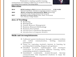 Single Page Resume Format Download Resume Samples With Free