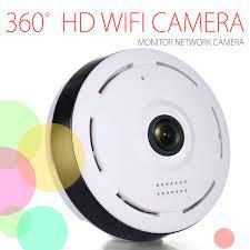 HD 360 derece panoramik geniş açı MINI güvenlik kamerası akıllı IPC  kablosuz balıkgözü IP kamera P2P 1080P HD ev güvenlik wifi kamera security  wifi camera mini cctv cameraip camera - AliExpress