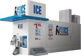 Ice Vending Machines New Ice Vending Machines Twice The Ice