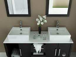 Dark Wood Bathroom Accessories The Best Masculine Vanities For Modern Bathrooms