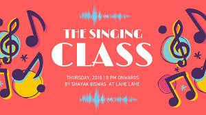 singing cles at indira nagar