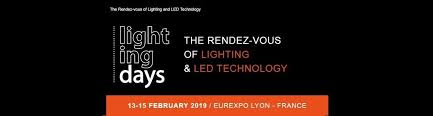 lighting pics. Banner Of Lighting Days 2019 Lyon By Lighting-Inspiration.com Pics