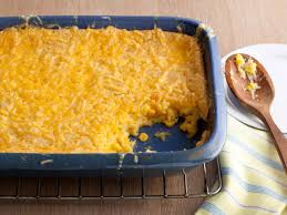 corn casserole. Perfect Casserole To Corn Casserole