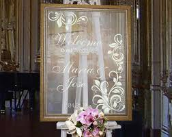 Decal Welcome To Our Wedding For Diy Signs Sign Weddings Sarah Types Decor Most Delightful Way Budget Sarahtypes Hand Lettered Img