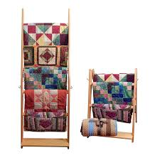 Portable Quilt Display Stand Amazon The LadderRack 10000in100 Quilt Display Rack 100 Rung100004 60