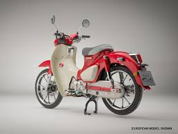 The honda super cub was the right bike at the right time, and now it's back in a thoroughly modern version, the right bike for the way we ride today. 2020 Honda Super Cub C125