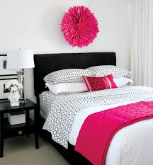 D Beautiful Black And Pink Bedroom Ideas 20 Gorgeous Pink And Black Accented  Bedrooms Home Design Lover