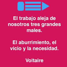 Image result for Citas Trabajo Voltaire