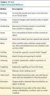 Infant Reflexes Chart Link 400 Metabluedb