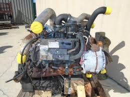 R. F. Engine International T444E V-8 Turbocharged ,7.3L Engine ...