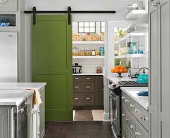 image cool kitchen. Great Pantry Door In The Kitchen   Image Source: Bhg.com Cool O