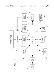 patent us6161005 door locking unlocking system utilizing direct patent drawing
