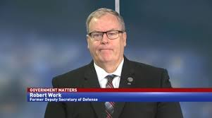 Bob Work Archives   Government Matters