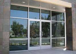 Commercial Glass Contractor San Diego CA Herculite Door Systems