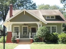 arts and crafts exterior paint colors. like this color combination, with sage green as the main bright white accents arts and crafts exterior paint colors n