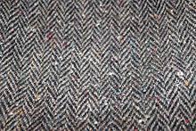 Donegal Tweed (an example of Herringbone - Cloth)