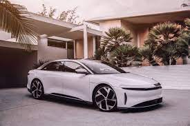 Lucid Motors Is Going Public: A First ...