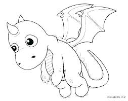 Printable Dragon Coloring Pages Knight Coloring Pictures