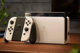 preorder the Nintendo Switch OLED model ...