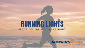 Best Lights For Running At Night Best Night Running Lights For Joggers 2020 Comparisons