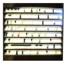 nail polish display rack nail polish rack wall mount nail polish rack arch top wall mount nail polish display rack