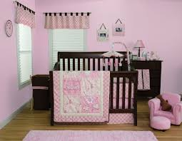 rock angel 4 pc crib bedding set