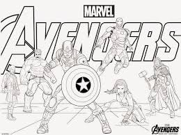 Small Picture Avengers coloring pages all heroes ColoringStar