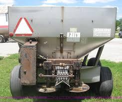 Adams Ground Driven Fertilizer Spreader Chart Adams Fertilizer Spreader Buggy Item H8554 Sold June 10