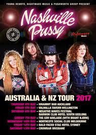 Pussy Australia