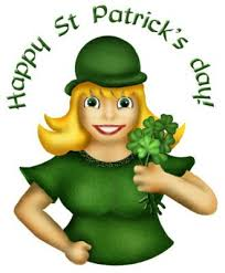 Image result for saint patrick clip art