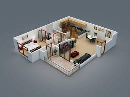 Small Picture home design 3d 2 floors home design floor plan d house building