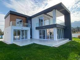 Girne Çatalköyde Satılık Muhteşem Akıllı Ev Sistemli £ 215.000'den Başlayan  Villalar - Hangi Ev