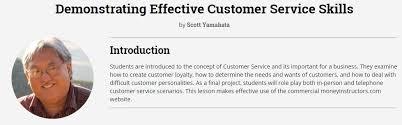 4 Best Customer Service Lesson Plans