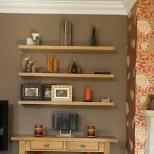 Try Contrasting A Bold Wallpaper With A Neutral Wall Paint Here