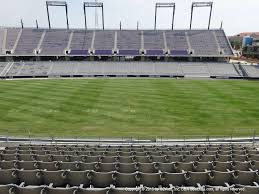 Amon G Carter Stadium View From Section 207 Vivid Seats