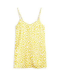 Leopard Spot Slip Dress - Ночная <b>Рубашка</b> Для Женщин от <b>Topshop</b>