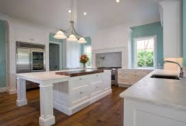 White Kitchen Dark Wood Floor Review of 10 ideas in 2017