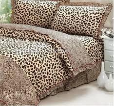 lepord print comforter leopard print comforter