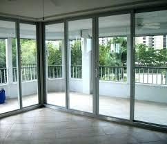 cost to install patio door um image for replace sliding door glass door sliding glass door