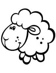 Small Picture Print our adorable baby lamb coloring page baby sheep coloring