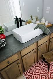 um size of vessel advanced concrete sink fabrication using stock molds dvd magnificent