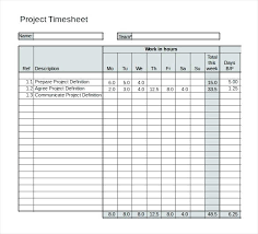 Project Time Tracking Excel Excel Time Tracking Template Skincense Co