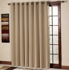 single panel curtain for sliding glass door home design ideas