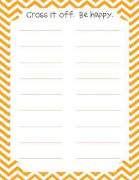 Cute Lists Cute To Do Lists To Keep You Organized