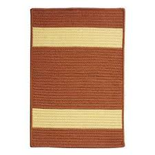 8 x 10 orange outdoor rugs rugs the home depot