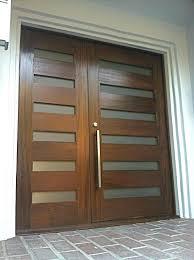 Modern Front Door Handles Alluring Double Doors With Best Ideas On