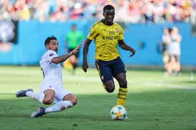 Arsenal 3-0 Fiorentina - FootballGH International Champions Cup 2019