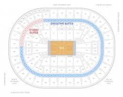 Moda Center Hockey Seating Chart Moda Center Seating Chart Blazers Seating Chart